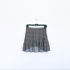 Free People Nadia Mini Skirt